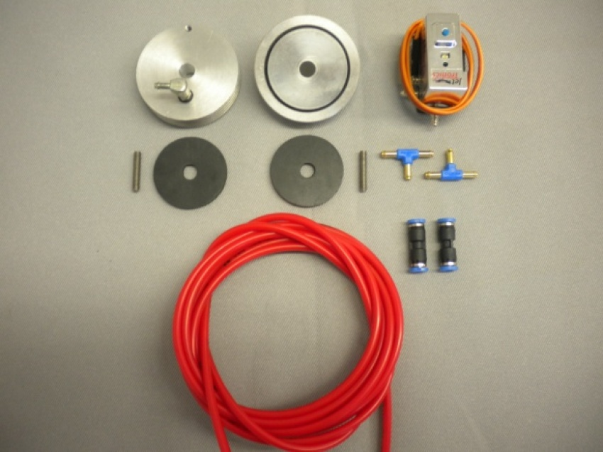 SIAI Marchetti Wheel Brake Upgrade Set