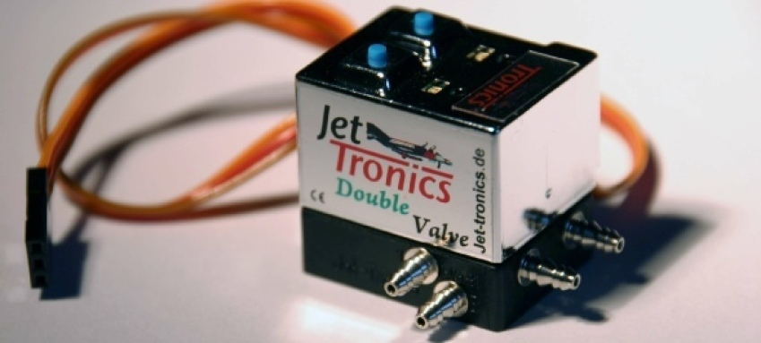 Jet-Tronics 2-Way Retract Valve