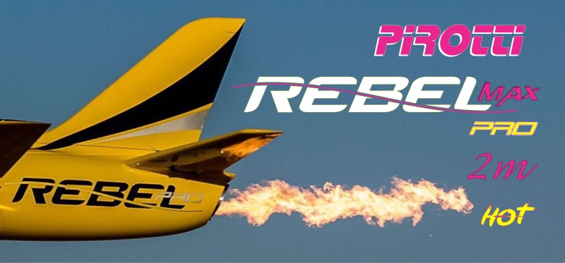 Rebel jet Models