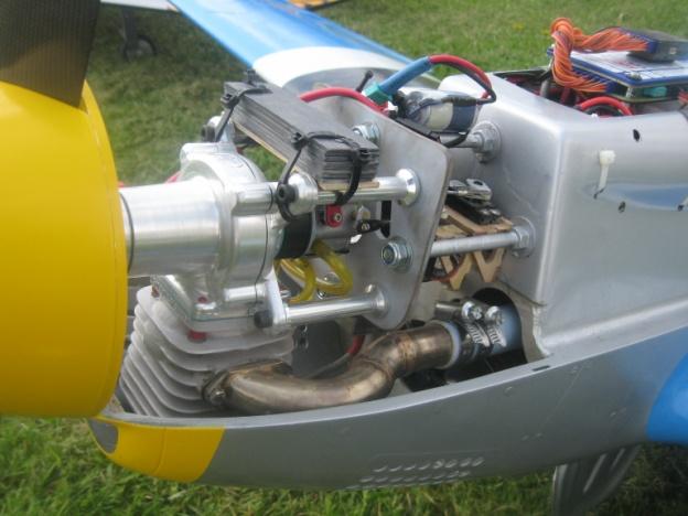 P-51 Mustang 1:4 3